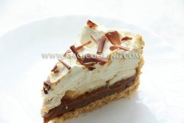 Баноффи пай (Banoffee pie)