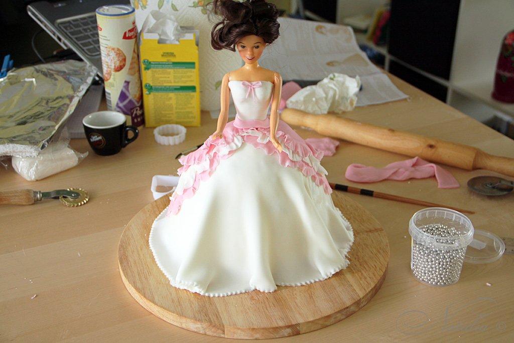 Торт кукла своими рукам 668