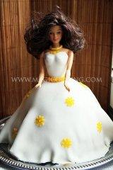торт Барби