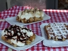 бельгийские вафли (у меня есть рецепт)