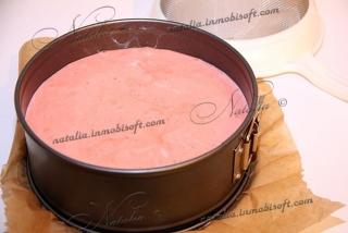"Торт ""Pink treasure"""