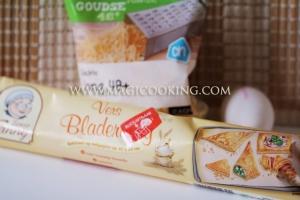 Сырные палочки - Cheese twists