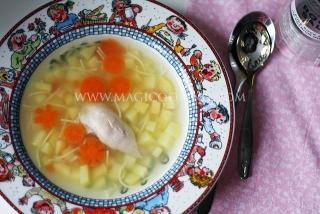 """Куриный суп """"Детский"""""""