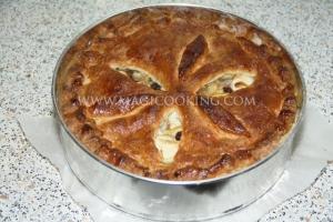 "Яблочный пирог ""Apple pie"""