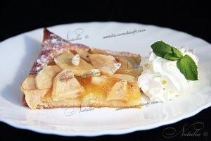 Французский деревенский пирог