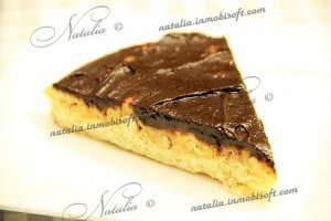 Millionaire bars with nuts