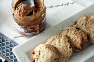 Печенье арахисово-овсяное