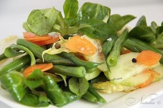 Хрустящий салат от Джейми Оливера