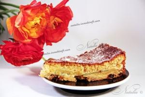 Флорентийский яблочный торт