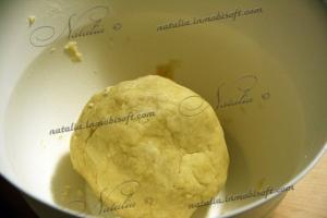 песочное тесто Бризе - pasta Brise