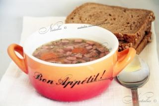 """суп """"голландские мотивы"""""""