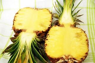 экзотика в ананасе