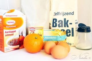 Голландский кекс