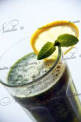 Зеленый коктейль
