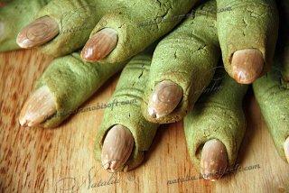 """Печенье """"Ведьмины пальцы"""""""