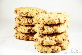Кокосово-овсяное печенье