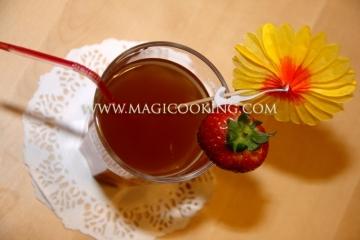 Компот фруктово-ягодный в мультиварке Moulinex cook4me