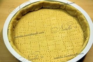 кростата - киш (Quiche) - пирог