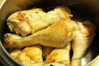 Жаркое из курицы по-китайски