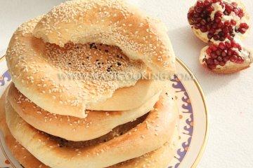 Патыр — узбекская лепешка