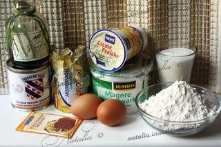 """Творожно-песочный торт """"Венгерская ватрушка"""""""