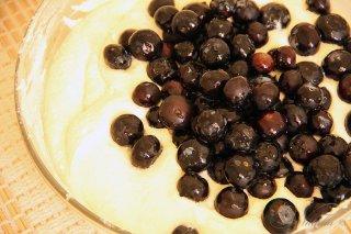 пирог с черникой