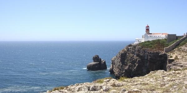 """Cabo de S. Vicente. Мыс """"конец земли"""""""