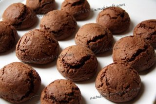 Пряники шоколадные