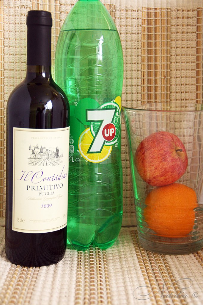 Как сделать сангрию на вине 147