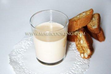 Топленое молоко в мультиварке Moulinex cook4me