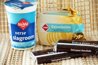 """Торт """"Intimité"""" (Задушевность)"""