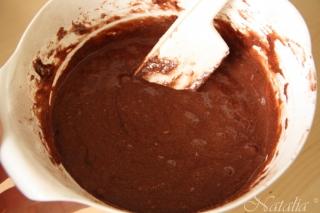 Торт шоколадно-кокосово-миндальный. Шаг 4