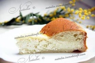 Бисквитная ватрушка