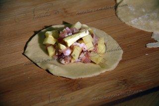 ханум - хонум - манты с картошкой