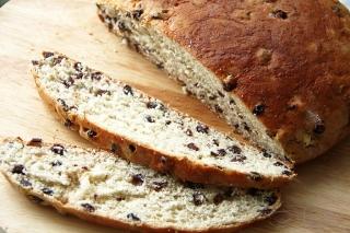 хлеб на завтрак